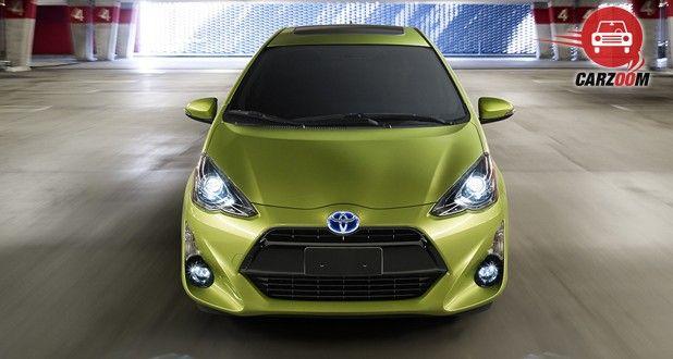 Toyota Prius C Exterior Front View