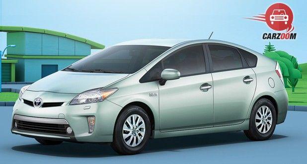 Toyota Prius Plug-In Hybrid Exterior View
