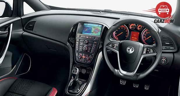 Vauxhall Astra Interior Dashboard
