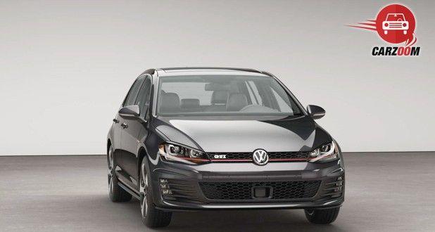 Volkswagen GTI Exterior View