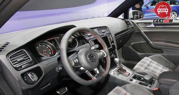 Volkswagen GTI Interior DashboardVolkswagen GTI Interior Dashboard