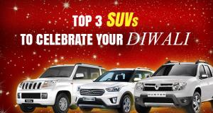 Top 3 SUVs
