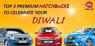 Top 3 Premium hatchbacks