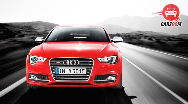 Audi S5 Sportback Exterior Front View