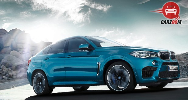 BMW X6 M Exterior Side View