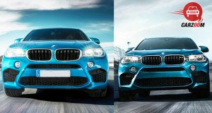 BMW X6M and BMW X5M