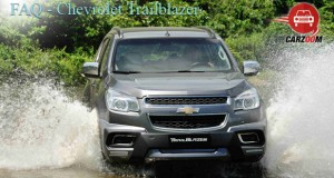 Chevrolet Trailblazer FAQ