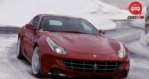 Ferrari FF Exterior Front View