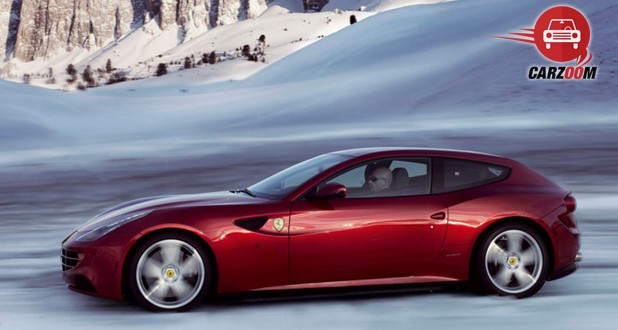 Ferrari FF Exterior Side View