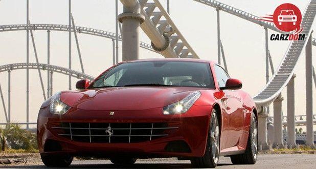 Ferrari FF Exteriors