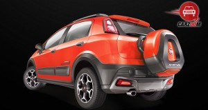 Fiat Abarth Avventura Exterior Back View