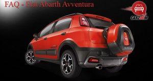 Fiat Abarth Avventura FAQ