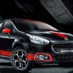 Fiat Abarth Punto Exterior Front View