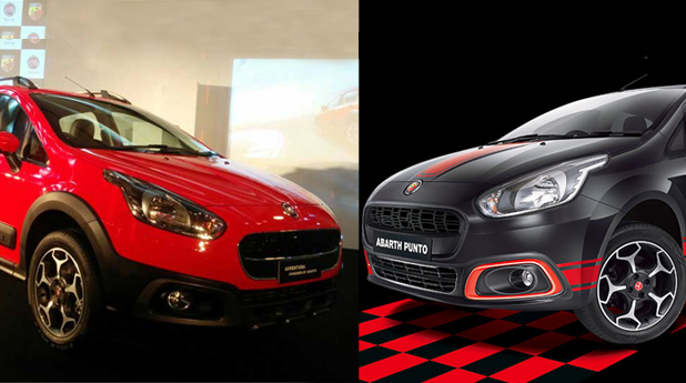 Fiat Abarth Punto and Fiat Abarth Avventura