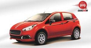 Fiat Punto Sportivo Exterior View