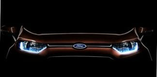 Ford Eco Sport 2016