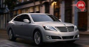 Hyundai Equus Exterior Front View