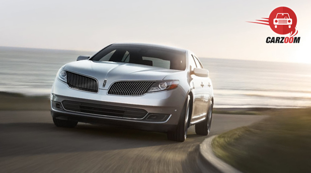 Lincoln MKS Exterior Front View