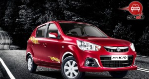 Maruti Suzuki Alto K10 Urbano Special Edition