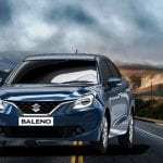 Maruti Suzuki Baleno Front View