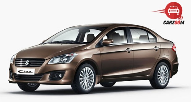 Maruti Suzuki Ciaz RS Exterior Side View