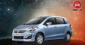 Maruti Suzuki Ertiga Facelift