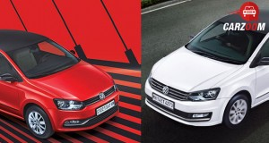 Volkswagen Vento Highline Plus and Volkswagen Polo Exquisite
