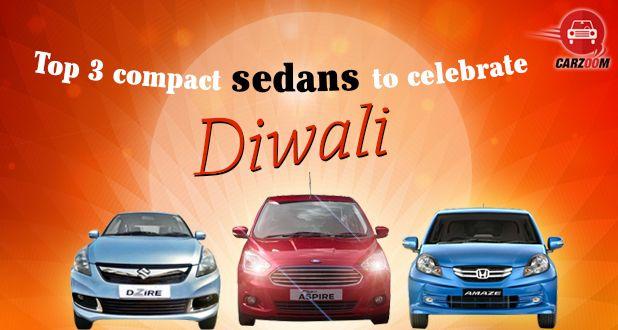 Top 3 compact sedans
