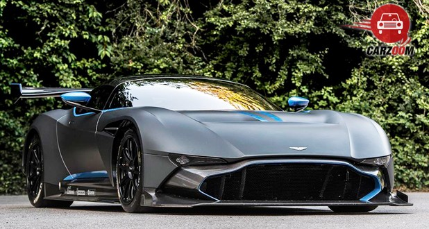 Aston Martin Vulcan Exterior Front View