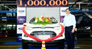 Ford India Rolls out