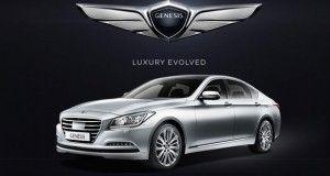 Hyundai Luxury Brand Genesis