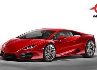 Lamborghini Huracan LP 580 2 Exterior Front View