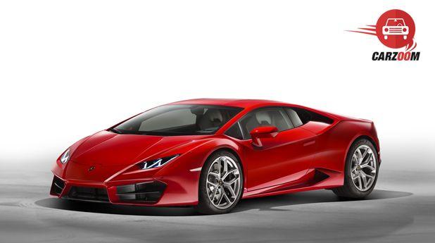 Lamborghini Huracan LP580-2 launched in India