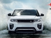 Land Rover Range Rover Evoque Facelift Front View