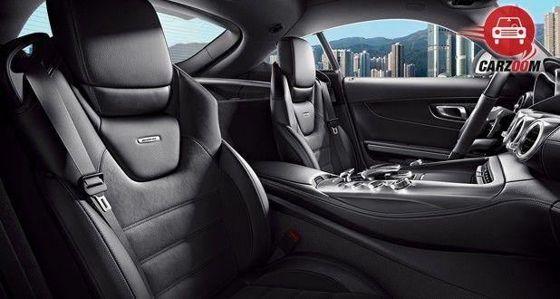 Mercedes-Benz AMG GT S Interior Seat View