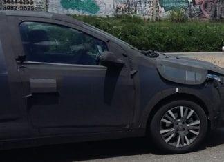 Next GEN Fiat Punto Spied
