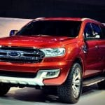 2016 Ford Endeavour