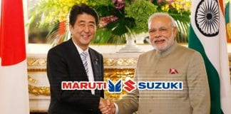 Maruti Suzuki and ModiAbe