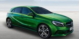Mercedes-Benz A-Class Side