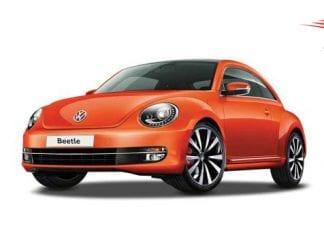 Volkswagen-Beetle-exterior