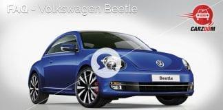 Volkswagen Beetle FAQ