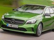 Mercedes-Benz A Class facelift