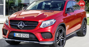 Mercedes-Benz AMG GLE 450 Coupe