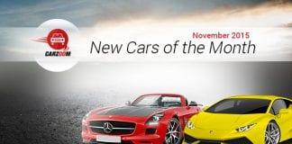 Cars - November 2015