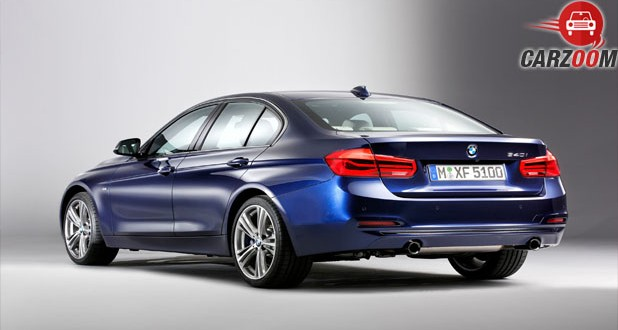 BMW 3-Series Back