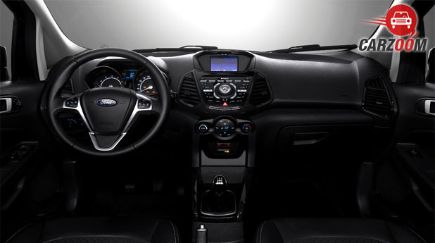 Ford Endeavour Interior