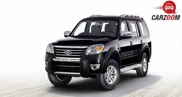 Ford Endeavour View