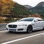 Jaguar XJ Facelift