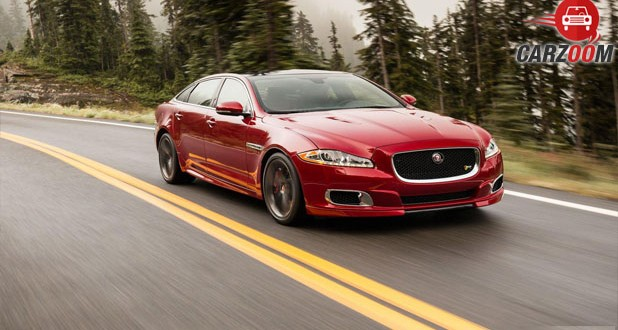 Jaguar XJ Facelift View
