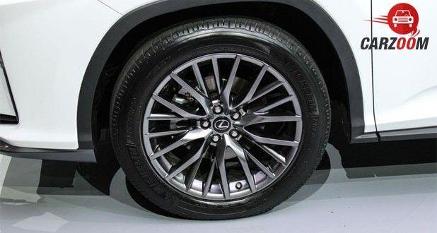Lexus RX Tyre